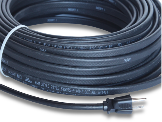 Ice Dam Heat Cables