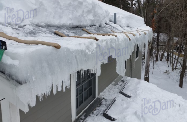 How To Put Ice Melt On Roof 12 300 About Roof