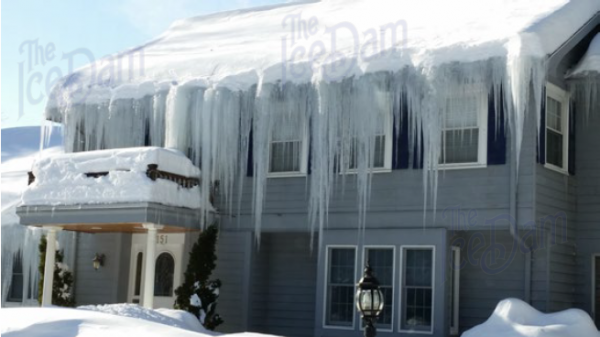 How Do I Know I Have Ice Dams