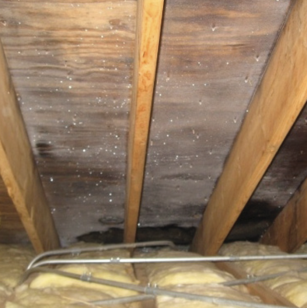 4 common sources of winter roof leaks for Roof leaking in winter