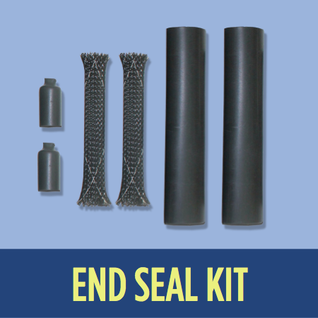 Heat Cable End Seal Kit