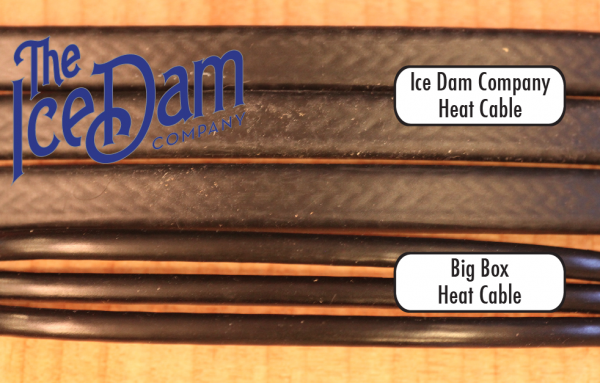 Easy Heat Frost King Wrap On Ice Dam Heat Cable Scam