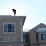 Commercial Roof Ice Removal