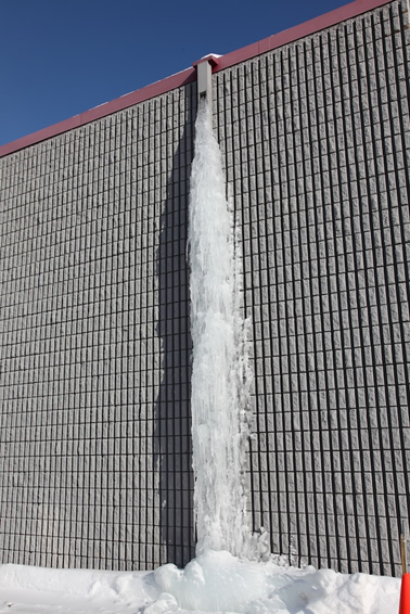 Commercial Services Ice Dam Amp Roof Ice Removal