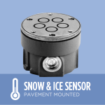 Pavement Mounted Snow & Ice Sensor SIT–6E