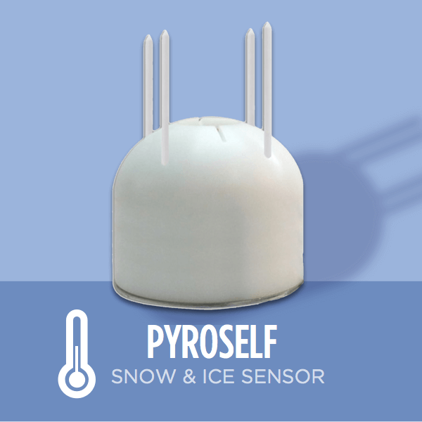 PYROSelf Snow and Ice Melting Sensor Controller