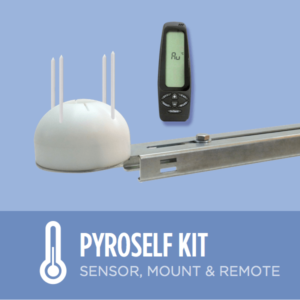 Snow and Ice Melt Sensor & Controller Kit