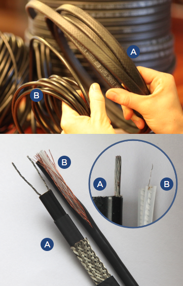 cheap ice dam heat cables