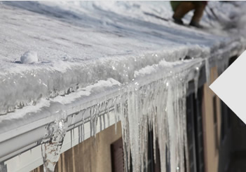 Ice Dam Removal