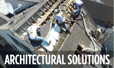 Architectural Ice Dam Solutions