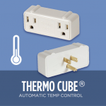 Thermo Cube Heat Cable Temperature-Controlled Switch