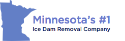 Minnesota's Top Ice Dam Removal Company