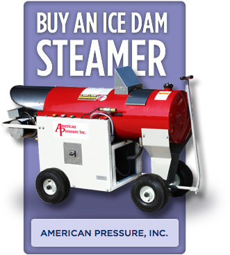 Buy Ice Dam Steamer